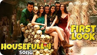 Housefull 4 || Song Shooting || First Look || Akshay Kumar || Kriti Sanon | Bobby Deol | Pooja Hegde