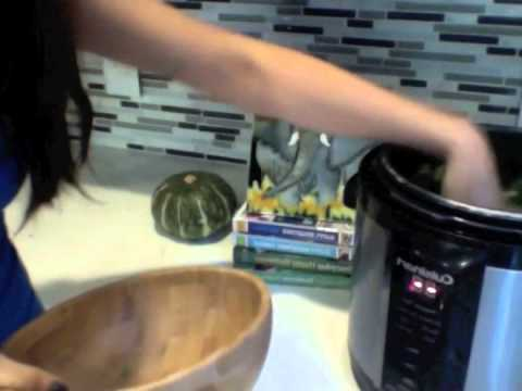 How to Cook Kale in a Pressure Cooker 1 - minute