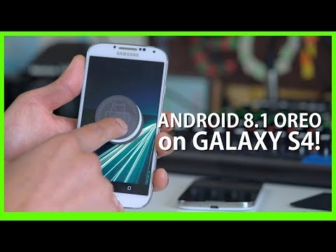 Android 8.1 Oreo + Root for Galaxy S4! [Lineage OS ROM 15.1]