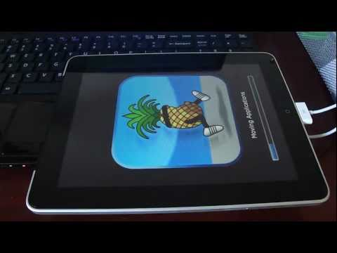 4.3.3 Jailbreak iPhone 3GS/4, iPod Touch 3G/4G, & iPad 1st gen UNTETHERED STEP BY STEP