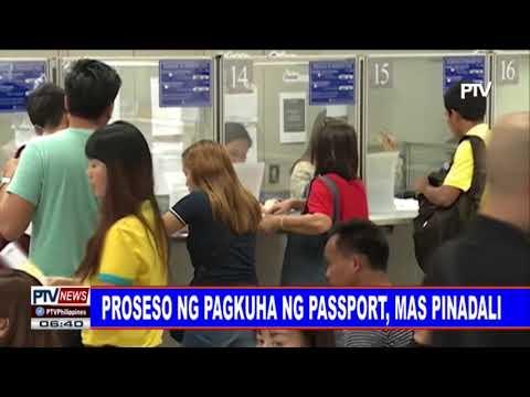 E-Payment ng passport, planong ilunsad ng DFA
