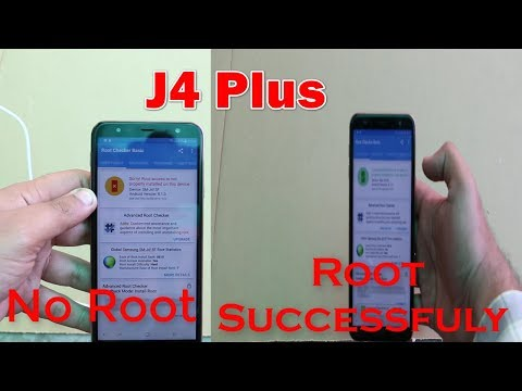 100% How to root Samsung J4 plus 2019 8 1 0 - PakVim net HD Vdieos