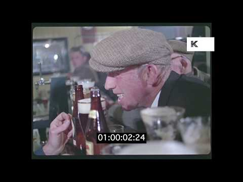 1960s English Pubs in HD from 35mm | Kinolibrary