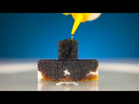 8 AMAZING SUGAR TRICKS & EXPERIMENTS YOU SHOULD SEE!