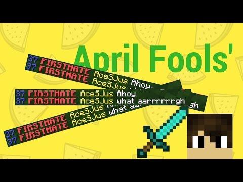 April Fools' Episode//Mineplex