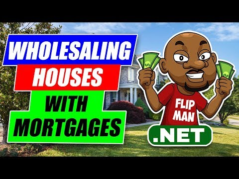 How Can I Flip a House If It Has a Mortgage |  Real Estate Investing Tips | Flipping Houses