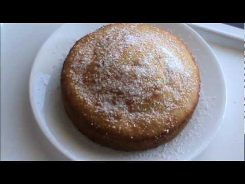 Moist Lemon Cake
