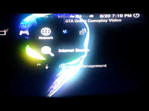 How to download wallpaper for your ps3