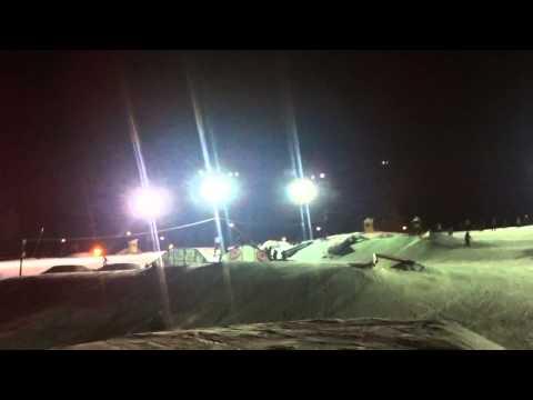 Elm Creek 360 snowboarding