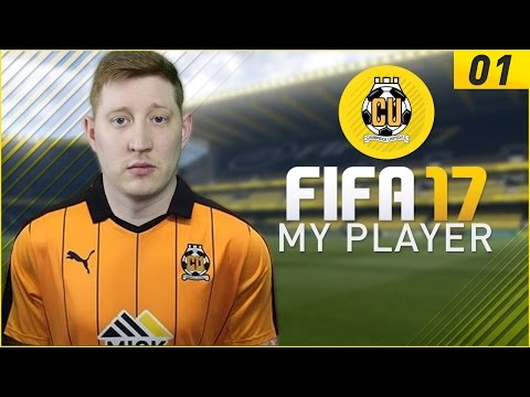FIFA 17 | My Player Career Mode Ep1 - THE PERFECT START!!