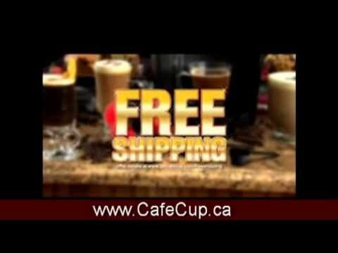 Cafe Cup Infomercial - www. CafeCup.ca