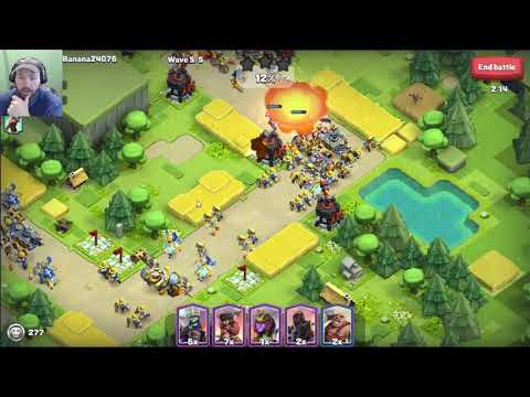 Another Successful Clan war! |caravan war
