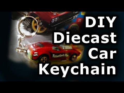 DIY Diecast Car Keychains #1 | AAE