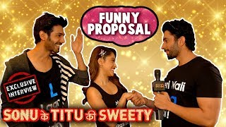 Kartik Aaryan & Sunny Singh