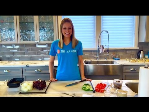 Healthy Lunch Recipes - Bento Box Style!