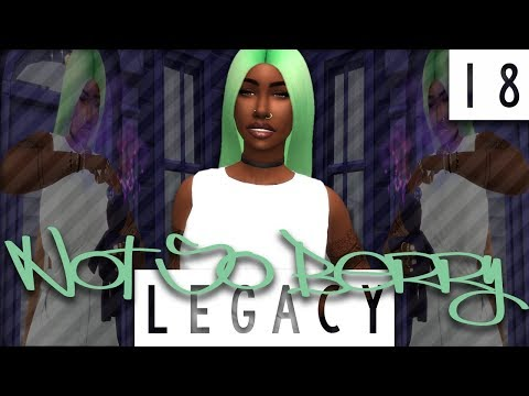 The Sims 4 | Not So Berry - Gen 1 | Part 18 | The Voodoo Doll