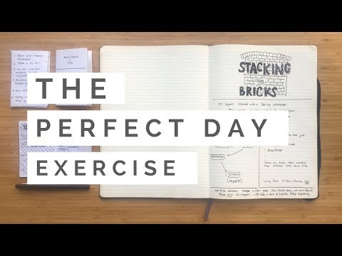 How to Design Your Perfect Day with Journaling