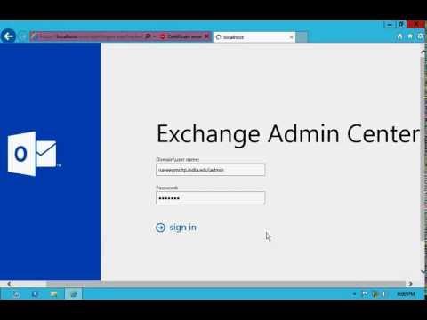 Send Connector Configured in Exchange Server 2013  Part 15