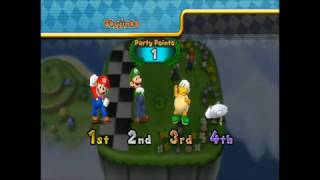 Mario Party 9: Project Hudson Test Recording on Elgato