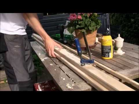 Woodworking - Making Crown Moulding yourself