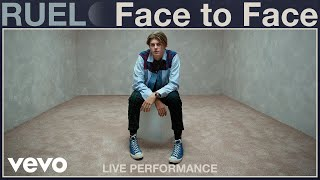 """Ruel - """"Face To Face"""" Live Performance 