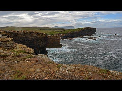 Kirkwall - Cliffs of Yesnaby (MSC Preziosa Excursion)