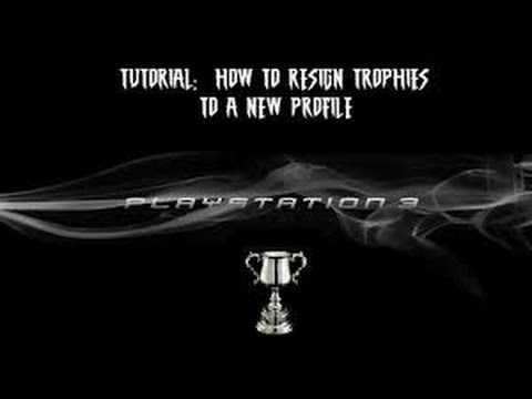 How To Resign Trophy Folders & Sync Them On Your Account - Using Bruteforce 4.6