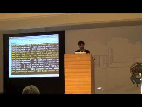 Ravindra Kumar - Let's code an android app with