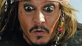 Pirates 5: B-Roll & Bloopers with Johnny Depp & more (2017)