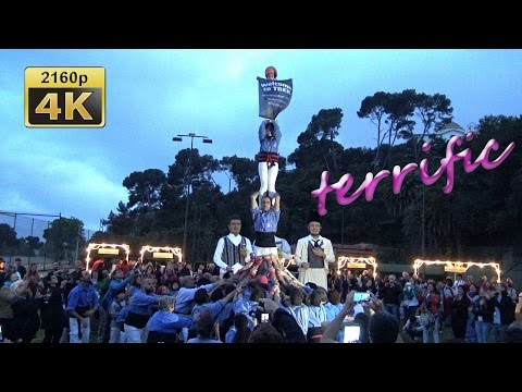 Lloret de Mar, Opening Event Catalunya - Spain 4K Travel Channel