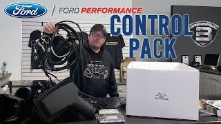 Download Coyote Swap Mustang FORD PERFORMANCE CONTROL PACK at Brenspeed (Unboxing) Video