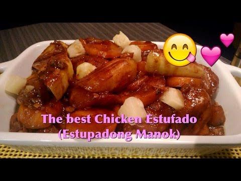 Chicken Estofado Ala Moi (Estupadong Manok) | Luto ala Moi