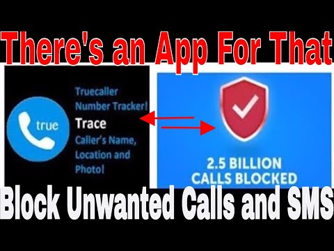 True Caller | Stop Telemarketers | Block Robo Calls and Robo Texts | There's an App For That