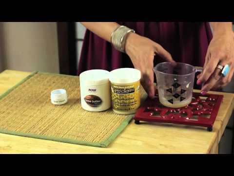 Simple, Homemade Facial Cream With Beeswax Emulsifier : Homemade Beauty Help