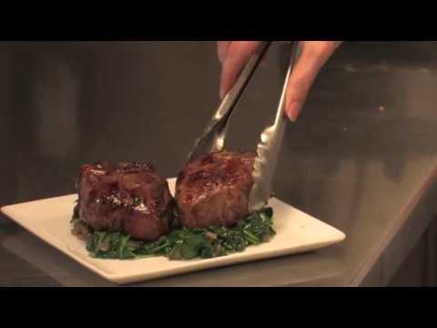 Australian Lamb - Spicy Maple Glazed Australian Lamb Chops