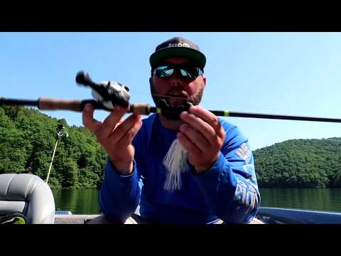 The MOST versatile rod that I have in my arsenal!! G. Loomis E6X 812c CBR