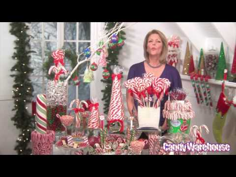 CANDY BUFFET GUIDE For Holiday Parties!