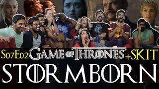 Game of Thrones - 7x2 Stormborn - Group Reaction + Skit