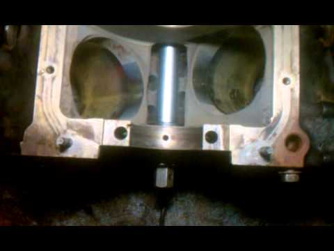 5.7L Chevrolet Cam bearing Installation