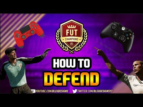 FIFA 18 | HOW TO DEFEND! | HOW TO STOP CONCEDING IN FIFA! | Defending Tutorial | Tips & Tricks