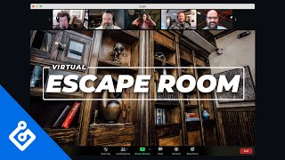 How Do Virtual Escape Rooms Work?