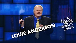 Louie Anderson Performs Stand-up