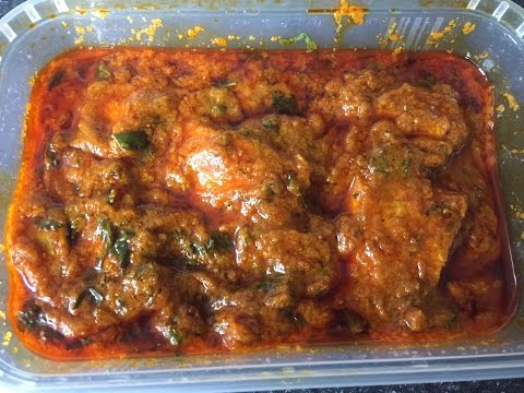 Chicken Madras (Indian Restaurant Style) from Misty Ricardo's Curry Kitchen