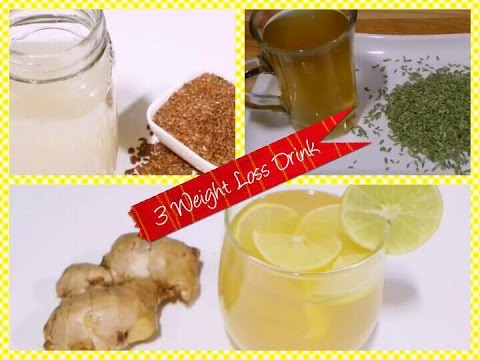 3 Fast Weight Loss Drinks/Fast Fat Burn Drinks/Very Simple and Easy Recipe/Belly Fat Cutter Drinks.