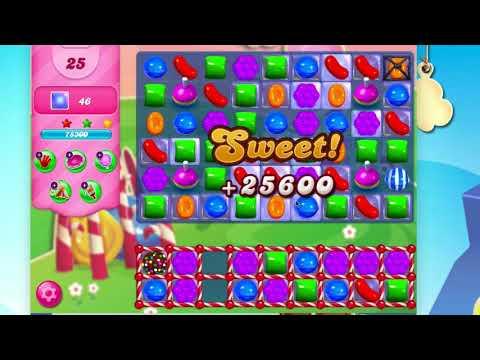 Candy Crush Saga Level 3249  No Booster
