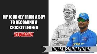 Kumar Sangakara Biography | Success Story of A Cricket Legend