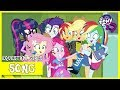 Monday Blues MLP Equestria Girls Summertime Shorts HD