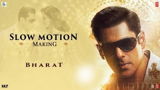 'Slow Motion' Song Making - Bharat   Salman Khan   Disha Patani   Vishal & Shekhar