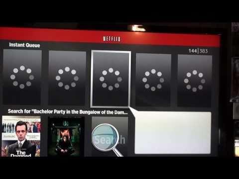 Netflix/Roku/Pandora