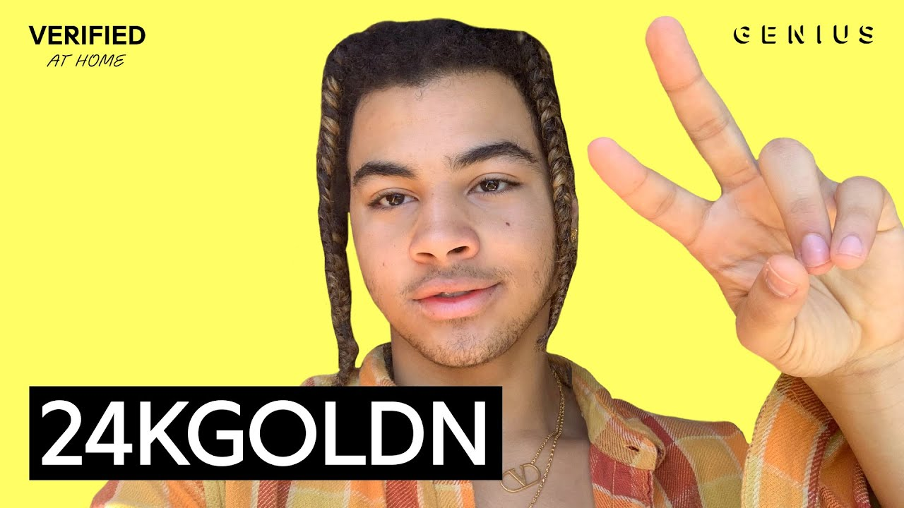 """24kGoldn """"CITY OF ANGELS"""" Official s & Meaning 